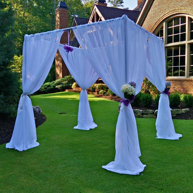 Wedding Canopy Rental