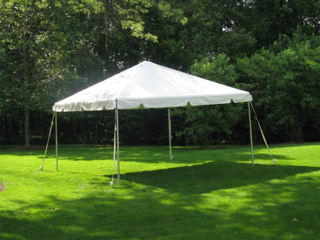 Frame Tent Canopy : Party tent rentals wedding md va dc a