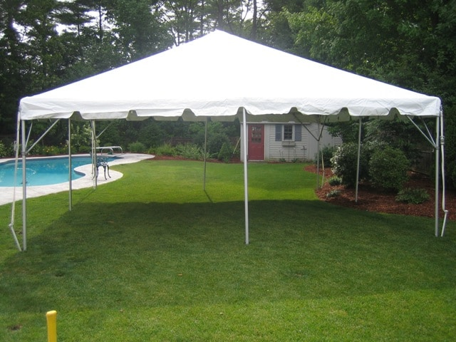 Tarp Tents Heavy Duty 20x20