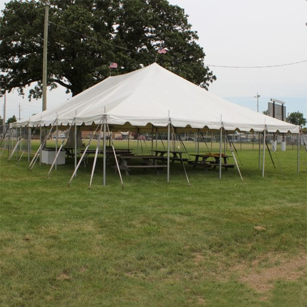 30x45 Pole Tent & Pole Tents | A Grand Event