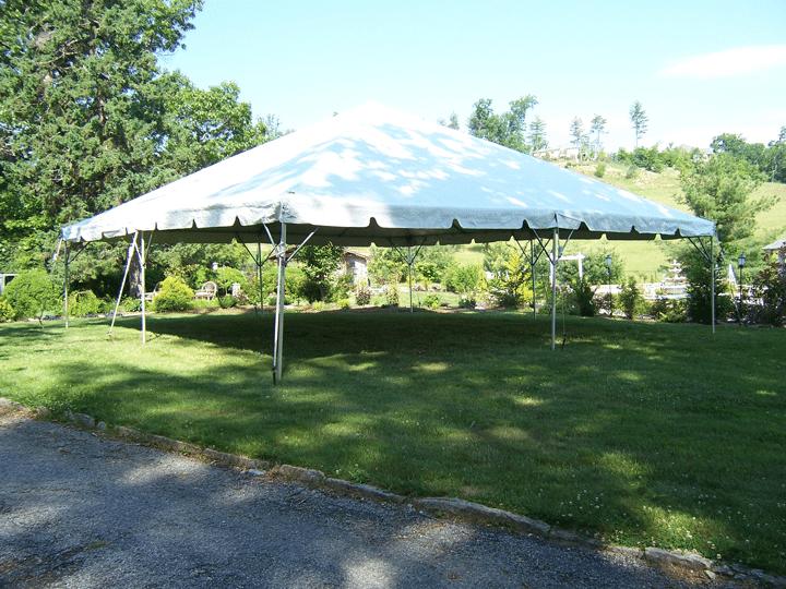 30x30 Frame Tent & Party Tent Rentals Wedding Tent Rentals MD VA DC | A Grand Event