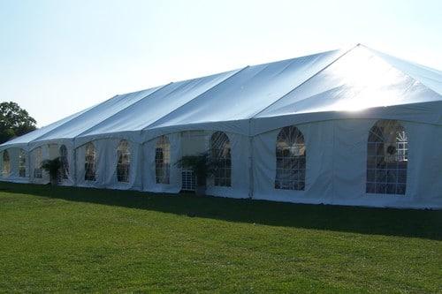 40x100 Frame Tent & Party Tent Rentals Wedding Tent Rentals MD VA DC | A Grand Event