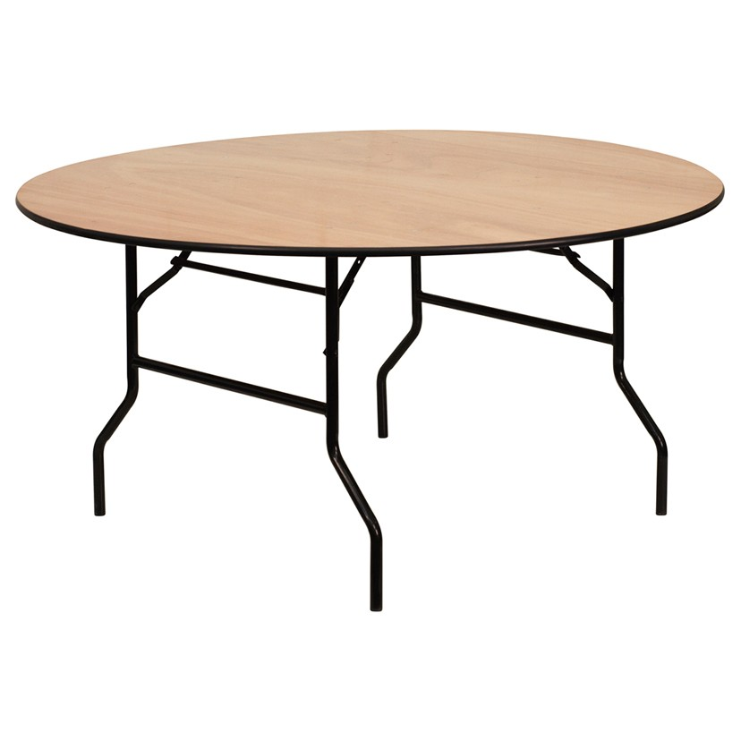 5u0027 Round Table (Seats 8 10)