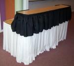 6' Rectangular Bar (Includes Skirts)