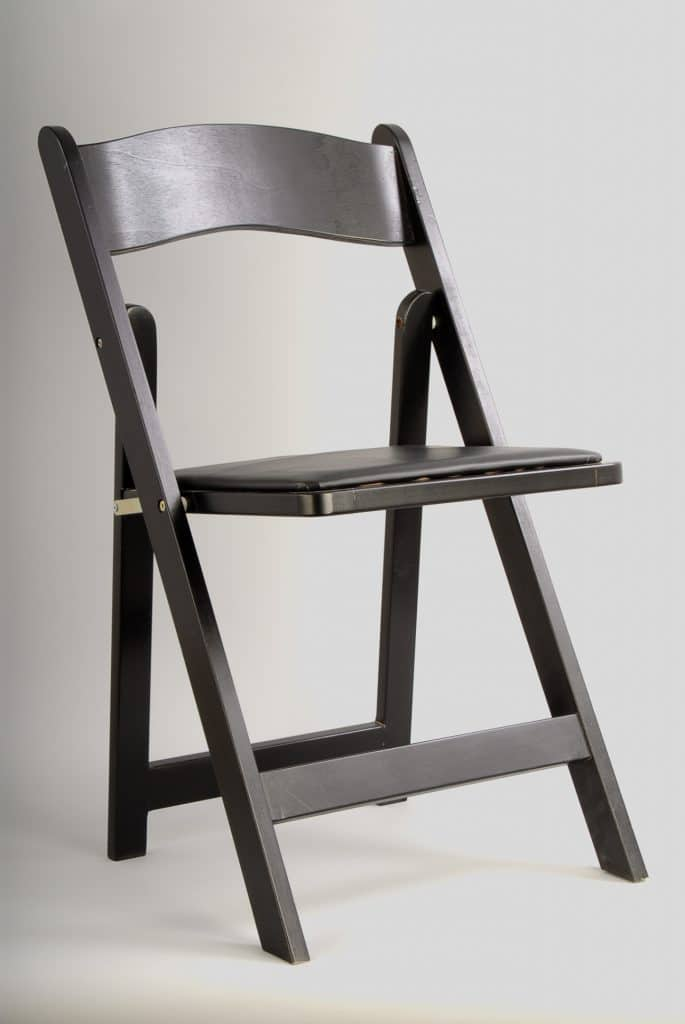 Padded Seat Folding Chair | A Grand Event
