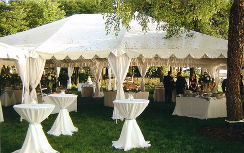 Party Tent Rentals Wedding MD VA DC A Grand Event