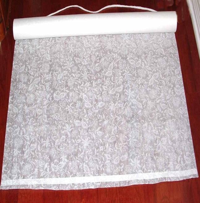 White Aisle Runner Sales Black White Ivory