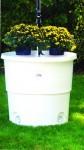 350 lb Water Barrell