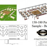 150-180 Person Capacity