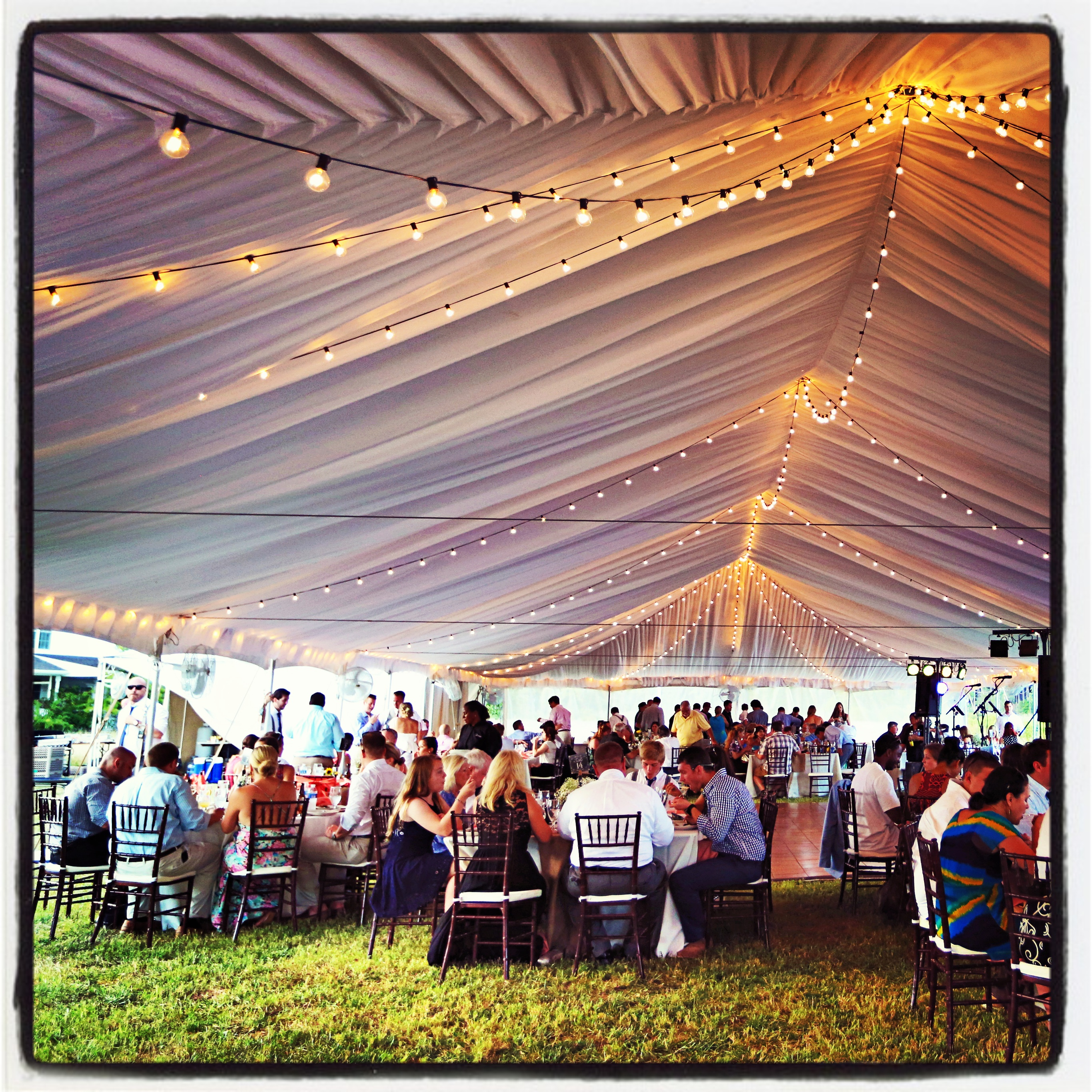 Wedding Canopy Rental: Wedding Tent Packages