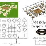 140-180 Person Capacity