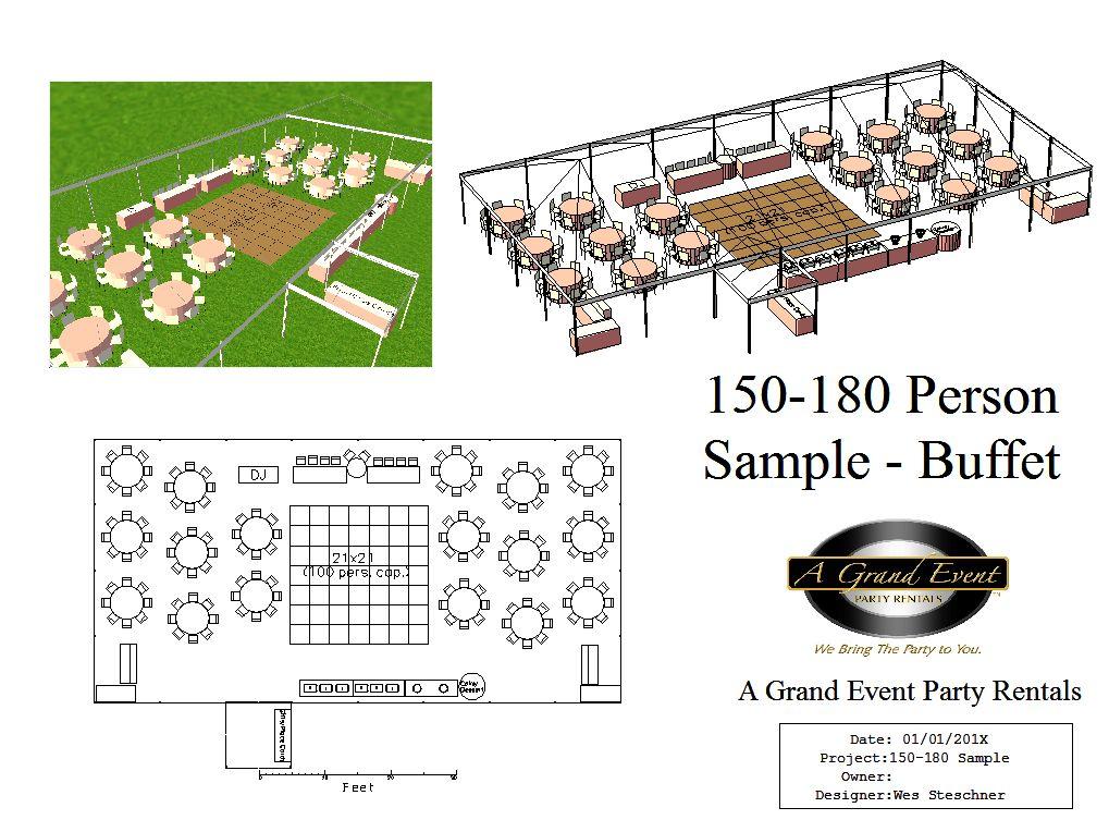 150 180 person sample buffet ht ent a grand event rh 4agrandevent com