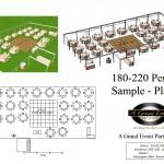 180-220 Person Capacity
