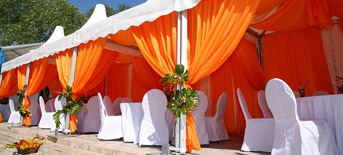 Amazing Tent Ideas To Explore Parties A Grand Event